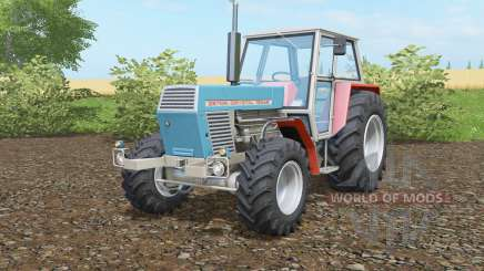 Zetor Crystal 12045 blue green für Farming Simulator 2017