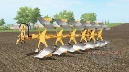 Moro Aratri EXA 20A Raptor v1.0.0.2 für Farming Simulator 2017