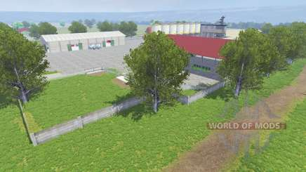 SpiWoo Land für Farming Simulator 2013