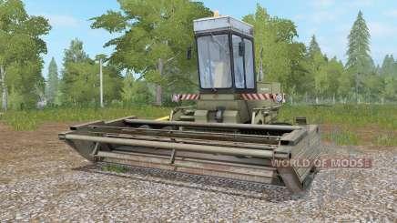 Fortschritt E 302 artichoke pour Farming Simulator 2017