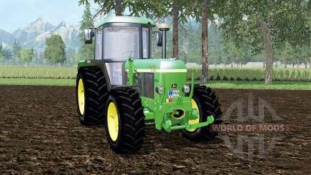John Deerᶒ 3050 für Farming Simulator 2015