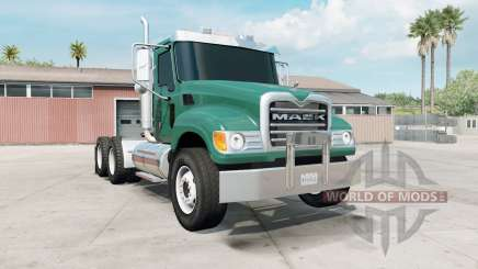 Mack Granite 2005 pour American Truck Simulator