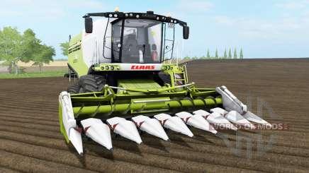Claas Lexion 780 booger buster für Farming Simulator 2017