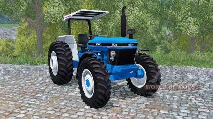 Ford 7630 process cyan pour Farming Simulator 2015