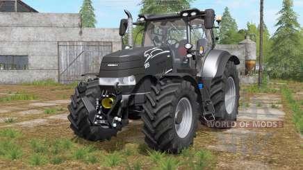 Case IH Puma 185〡200〡240 CVX Panthère Noire pour Farming Simulator 2017