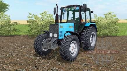 MTZ-Biélorussie 892.2 couleur bleu pour Farming Simulator 2017