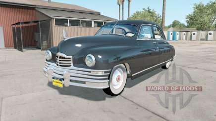 Packard Standard Eight Touring Sedan 1948 v1.1 für American Truck Simulator