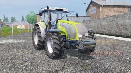 Valtra T140 front loader für Farming Simulator 2013