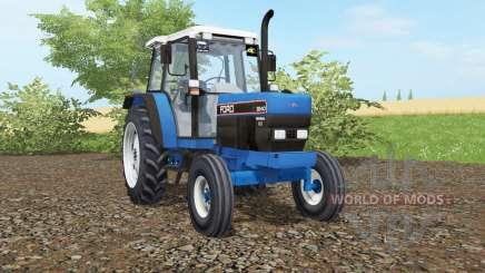 Ford 6640 Powerstar SLE pour Farming Simulator 2017