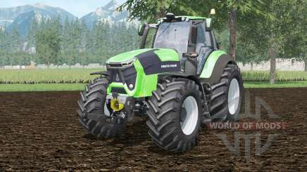 Deutz-Fahr 9340 TTV Agrotron 2014 für Farming Simulator 2015