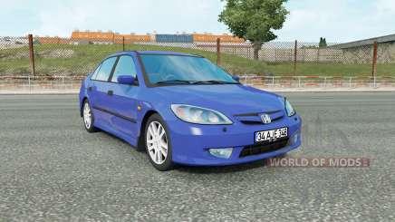 Honda Civic (ES) 2005 pour Euro Truck Simulator 2