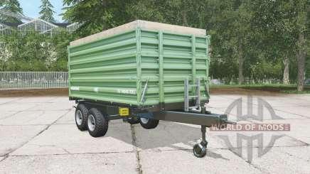 Brantner TA 14045-2 XXL dark sea green für Farming Simulator 2015