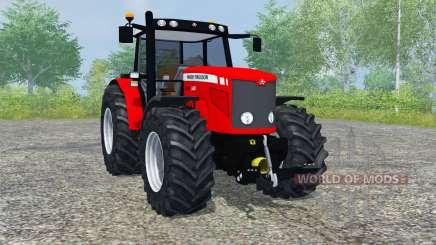Massey Ferguson 6480 Dyna-VT pour Farming Simulator 2013