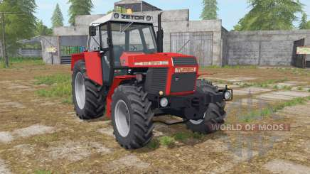 Zetor 16145 coral red für Farming Simulator 2017