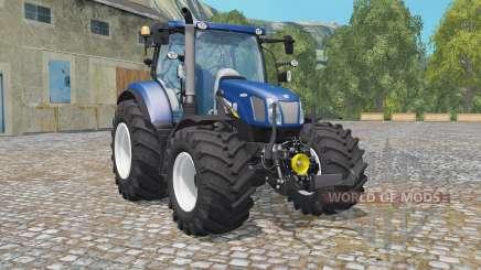 New Holland T6.160 BluePoweᶉ für Farming Simulator 2015