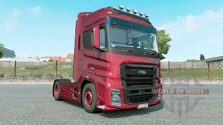 Ford F-Max red salsa für Euro Truck Simulator 2