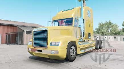 Freightliner FLD 120 golden sand für American Truck Simulator