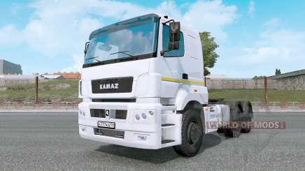 KamAZ-5490〡6520〡6580 für Euro Truck Simulator 2