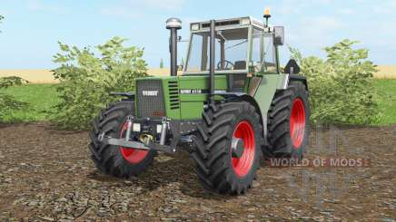 Fendt Favorit 615 LSA Turbomatiᶄ E für Farming Simulator 2017