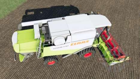 Claas Lexion 530 pour Farming Simulator 2017