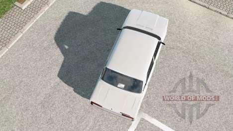 Lada Zhiguli (2107) pour BeamNG Drive