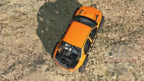 Hirochi Sunburst Rock Crawler pour BeamNG Drive