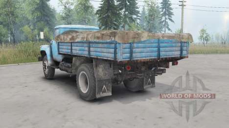 ZIL-8Э130Г pour Spin Tires