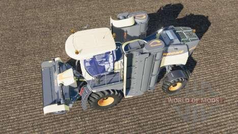 Krone BiG M 450 added colour choice pour Farming Simulator 2017