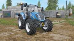 New Holland T5-series ChipTuning pour Farming Simulator 2017