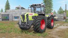 Claas Xerion 3800 Trac VC with variable cabin pour Farming Simulator 2017