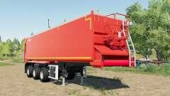 Krampe SB II 30-1070 red grainbelt pour Farming Simulator 2017