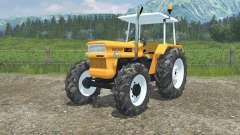 Fiat 640 DTH accensione manuale pour Farming Simulator 2013