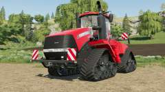 Case IH Steiger Quadtrac with more horsepower pour Farming Simulator 2017