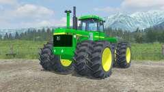 John Deere 8440 moving parts interior pour Farming Simulator 2013