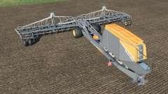 Amazone Condor 15001 work speed 25 km-h für Farming Simulator 2017