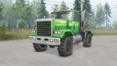 Chevrolet Bison 4x4 pour Spin Tires