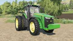 John Deere 8R-series american version pour Farming Simulator 2017