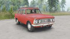 Moskvich-408 pour Spin Tires