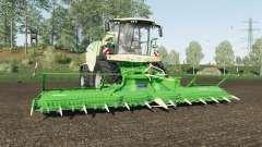 Krone BiG X 1180 with tank 50000 liters pour Farming Simulator 2017