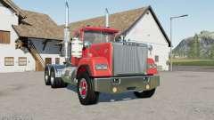 Mack Super-Liner Day Cab 1980-s pour Farming Simulator 2017