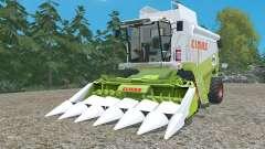 Claas Lexion 480 sheen green pour Farming Simulator 2015