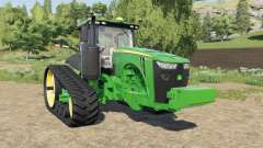 John Deere 8RT-series american version für Farming Simulator 2017