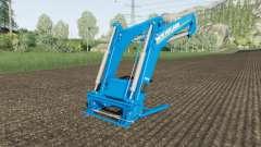 New Holland 750TL MSL color selection pour Farming Simulator 2017
