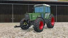 Fendt Farmer 310 LSA Turbomatik fruit salad pour Farming Simulator 2015