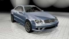 Mercedes-Benz CLK 55 AMG (C209) 2003 pour BeamNG Drive