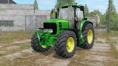 John Deere 7430&7530 Premium islamic green für Farming Simulator 2017