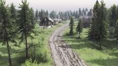 Die beiden Ufer des village v3.0 für Spin Tires