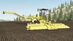 Ropa Maus 5 can load potatoes pour Farming Simulator 2017