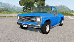 Gavril D-Series 70s v0.7.1 pour BeamNG Drive