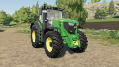 John Deere R-series increased wear intervals pour Farming Simulator 2017
